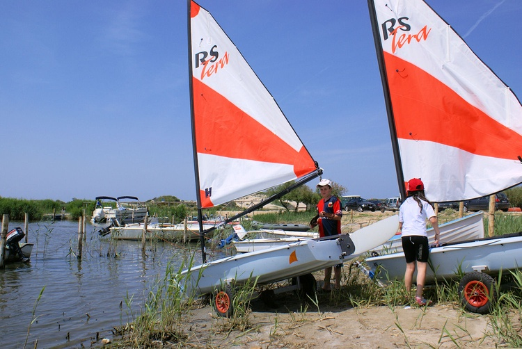 Sailing courses at Valledoria / Sardinia