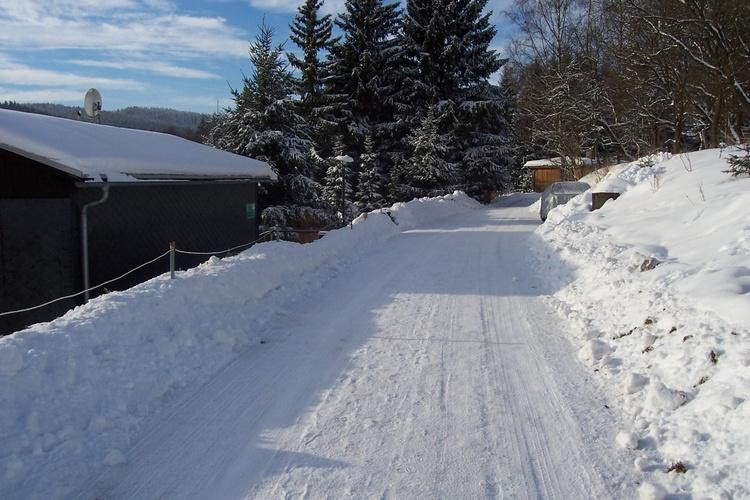 Skilanglauf vor der Haustür