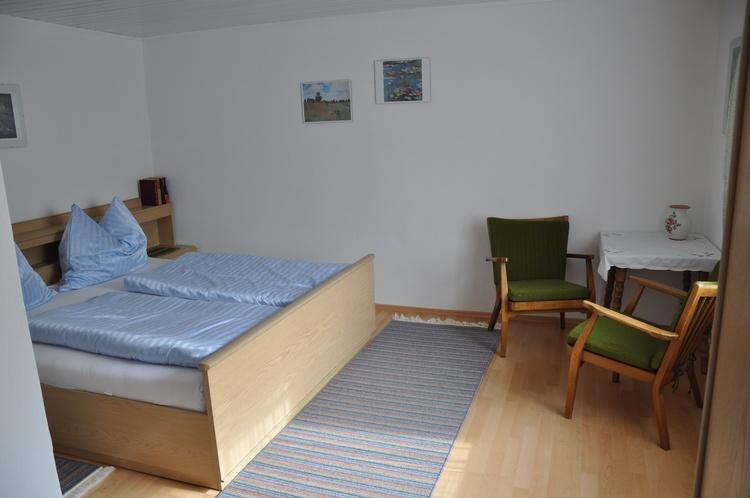 Schlafzimmer Whg. EG