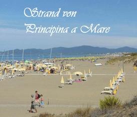 Holiday Home Castiglione della Pescaia Principina Mare