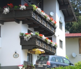 Holiday Apartment Zellberg