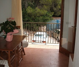 Holiday Apartment Cala Figuera