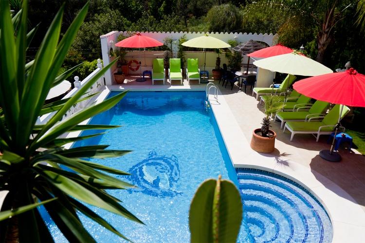 great fun spend the large pool -