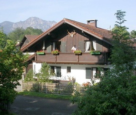 Holiday Apartment Kochel a. See