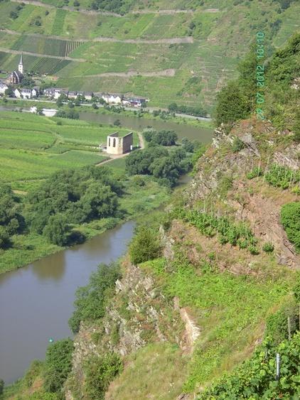 Bremer Calmont Steilster Weinberg Europas - 5 km entfernt