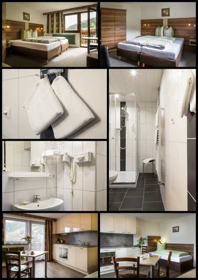 BuB Appartements Glungezer - apartment for 2 or 3 persons