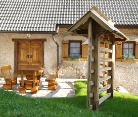 Hütte Smihel/Mozirje