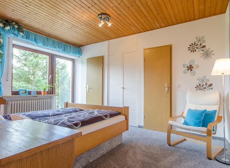 Schlafzimmer Franzi