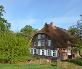 Holiday Home Lenzen/Elbe