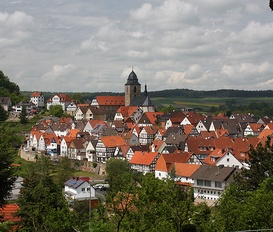 Holiday Apartment Naumburg Hessen