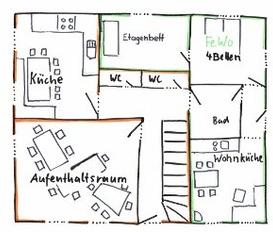 Holiday Apartment Hohenfinow OT Struwenberg