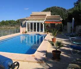holiday villa MORAIRA / BENITACHELL