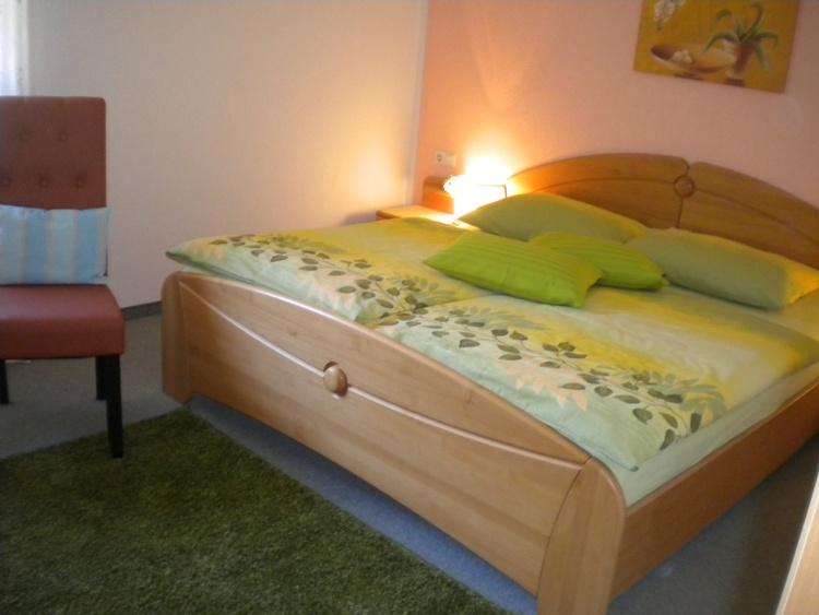 2 getrennte Schlafzimmer in jeder Fewo