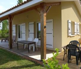 holiday villa Blaignan en Medoc
