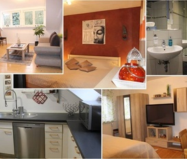 Holiday Apartment Weinheim