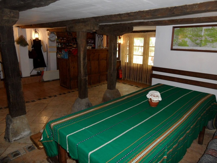 Tavern on the ground floor - View from fireplace
