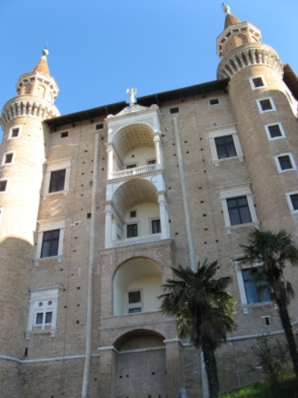 Urbino, Unesco Town, Craddle of Renaissence