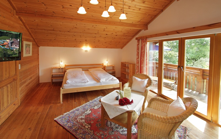 Chalet Villa Rosa - holiday with the family - last minute
