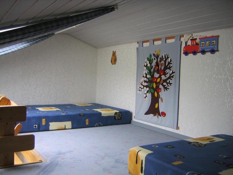 Ferienhaus HENNESEE Schlafkoje