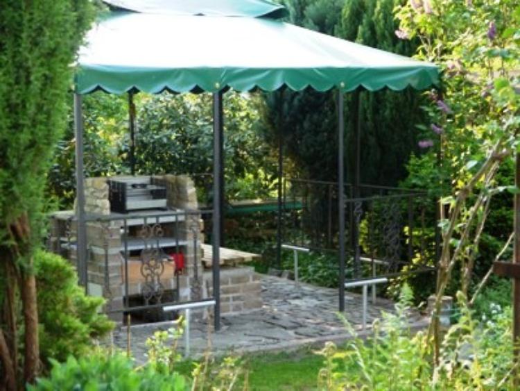 Your grill pavilion