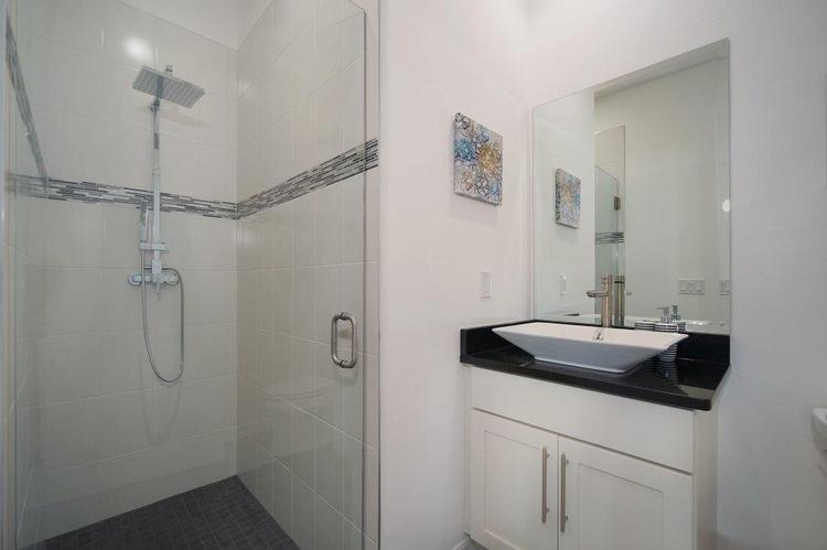 2. Badezimmer des Ferienhauses in Cape Coral, FL