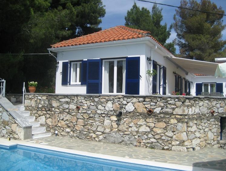 Willkommen in der Villa Maestrali mit Pool