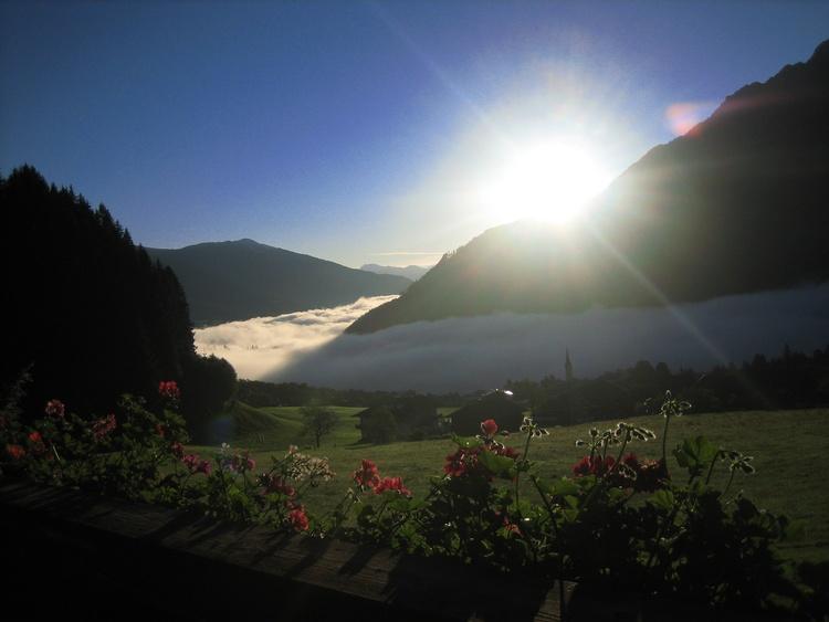 * guten Morgen Sonnenschein *