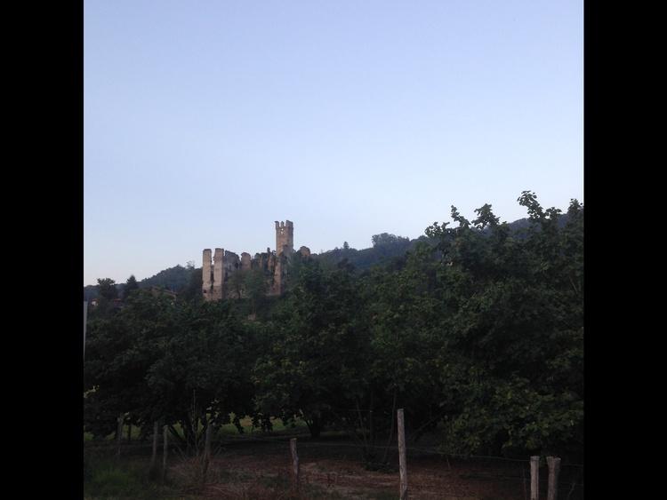 Castle of Gorzegno