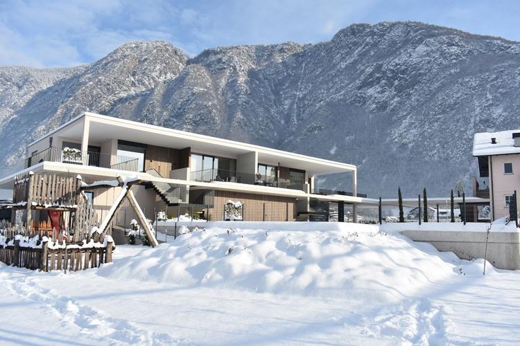 Snow at the Feldhof