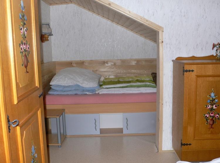Fewo1 48qm, Einzelbett