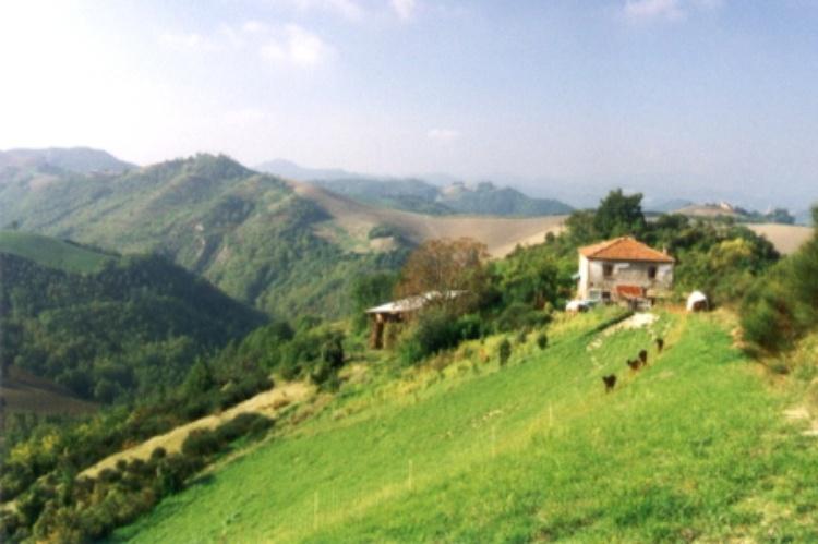Ca Agostino above Val di Loto