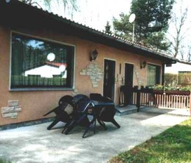 Bungalow Plau am See