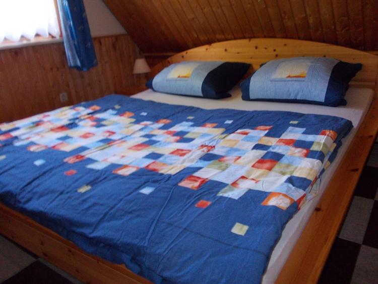 Schlafzimmer im Obergeschoß