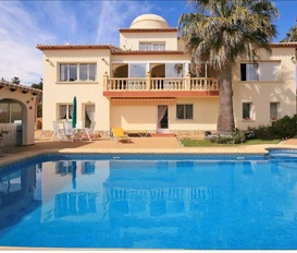 holiday villa Javea / Xabia