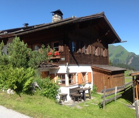 Holiday Home St.Gallenkirch