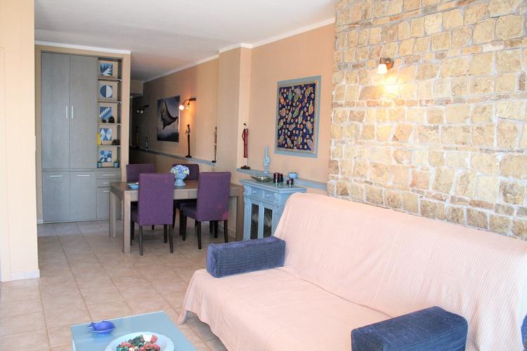 Villa Licosa - Wohnbereich