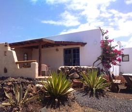 holiday villa Lajares