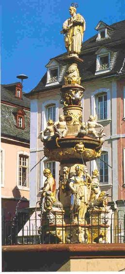 Der Marktbrunnen