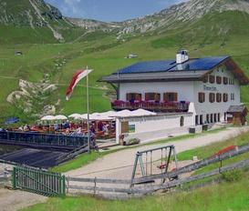 Hütte Hafling Meran 2000