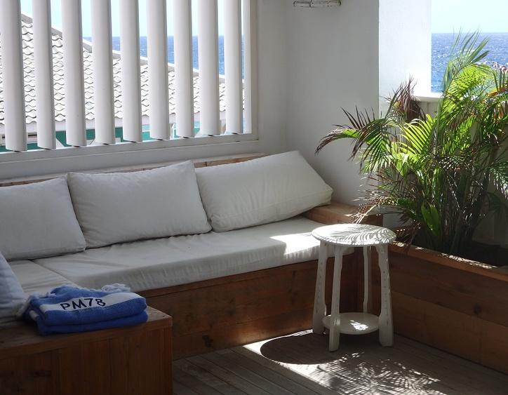Comfortable lounge set