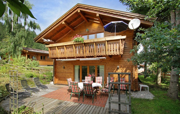 Holiday home in our hotelgarden near Kitzbuehel
