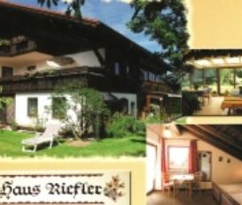 Ferienhaus Nesselwang