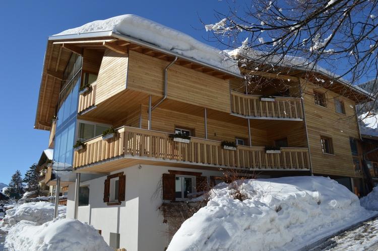 Haus Bachmann Winter