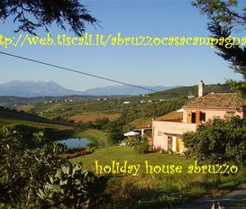 holiday villa  Pescara Collecorvino