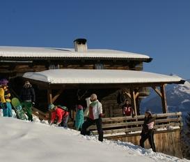 Hütte Alpbach