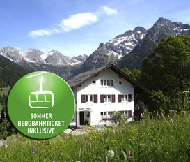 Holiday Home Mittelberg