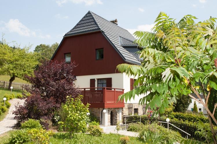 Ferienhaus Pöhlbergblick