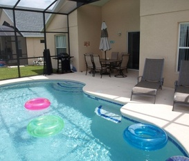 holiday villa Orlando