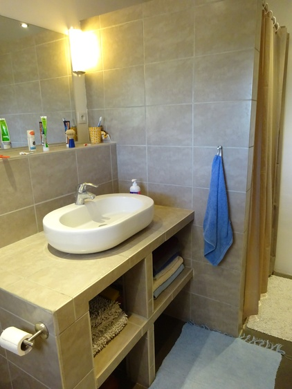 hinteres Badezimmer