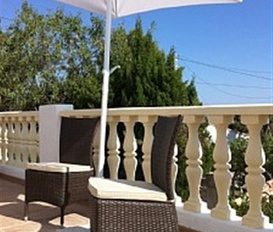 holiday villa Denia